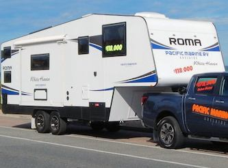 caravans-used-new